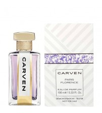 Carven Paris Florence Eau De Parfum Women Tester 100ml / 3.33 Fl.Oz.
