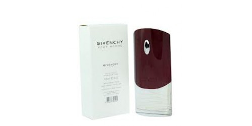 Givenchy pour homme edt tester 100 ml