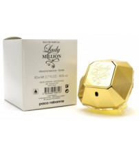 PACO RABANNE Lady Million tester 80 ml