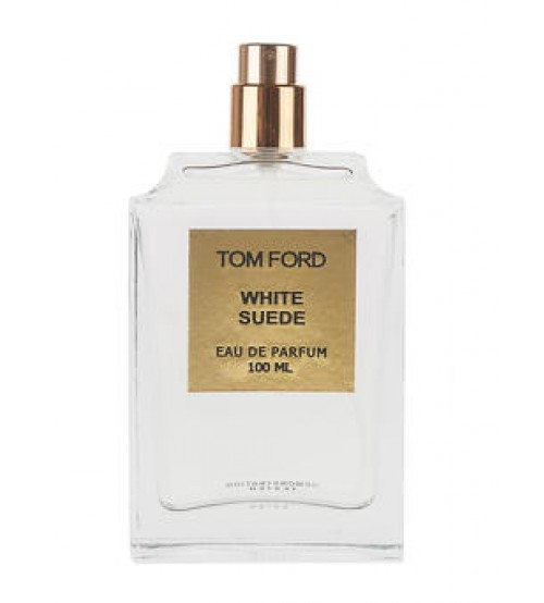 Tom Ford white suede tester 100 ml