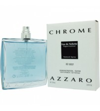Azzaro chrome tester 100 ml