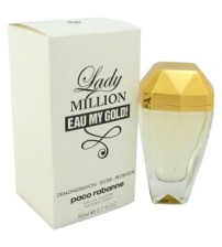 Paco Rabanne Lady Million Eau My Gold tester 80 ml