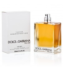 dolce gabbana the one men tester 100 ml