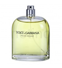 DOLCE&GABBANA	pour Homme tester 125 ml