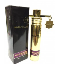 MONTALE AOUD PURPLE ROSE 20 ml license